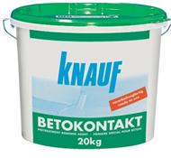 Грунтовка для стін Кнауф Бетоконтакт