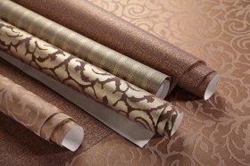 Як правильно клеїти бамбукові шпалери